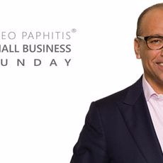 Woo-hoo!.. we are winners of @TheoPaphitis Small Business Sunday
